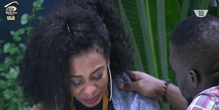 I Was On My Period When Kemen Tried Inserting His Fnger In Me BBNaija TBoss Cries Full Video Theinfong