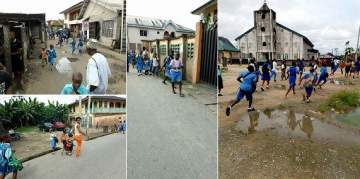 Panic in Rivers state as Parents rush to school to take their children home over Monkeypox rumors