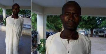 50 year old man arrested for raping a 3-year-old girl to death
