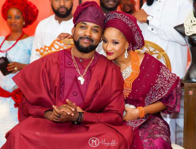 Banky W Adesua Etomi Had Their Introduction Ceremony Few Days After The Announcement?resize=640%2C489