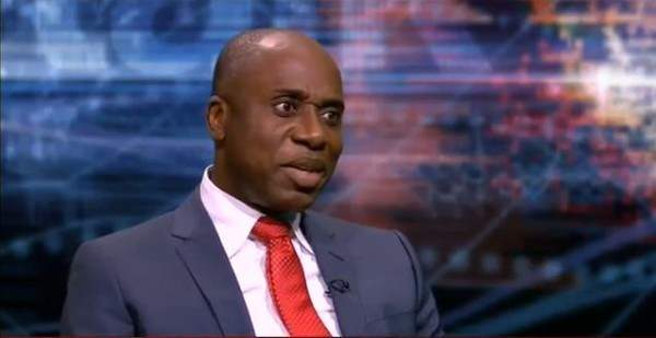 'Abuja rail can't run faster than 90km/h because we don't want to kill cows' - Rotimi Amaechi says