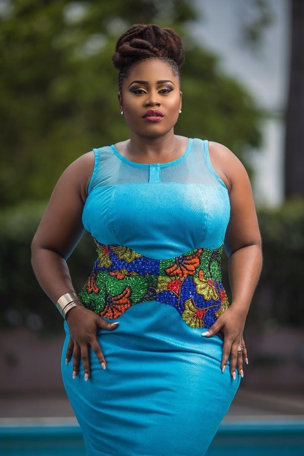 """""""This big asss and t.its won me awards"""" - Ghanaian Actress Lydia Forson Says"""