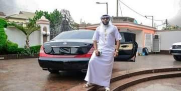 Billionaire, E-money buys his wife a Rolls Royce Phantom as her 2018 Christmas gift(photos)