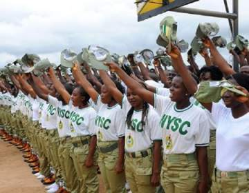 """""""We'll use 8,000 corps members for Osun State governorship poll next month"""" - INEC"""