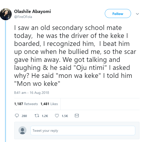Olashile Abayomi