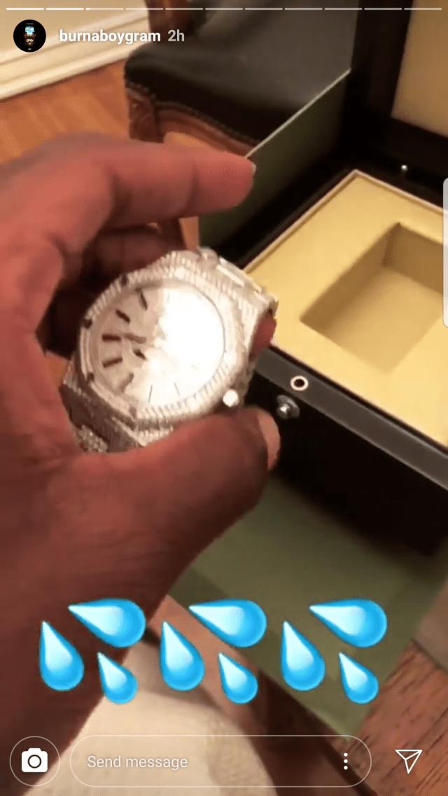 Burna Boy Audemars Piguet Wristwatch3?w=640&ssl=1