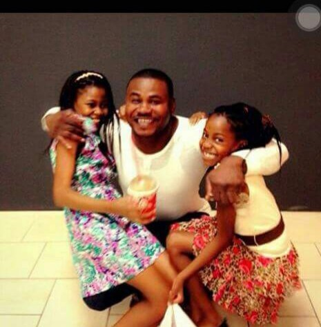 Photos of the Nigerian man stabbed to death in the US by his girlfriend's baby daddy