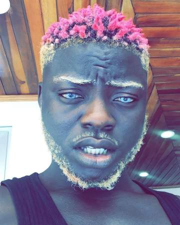 """""""Religion spoilt my life. f**k Jesus"""" - Porn star, Kingtblakhoc says """"Jesus"""" made him give out his old multimillion naira cars"""