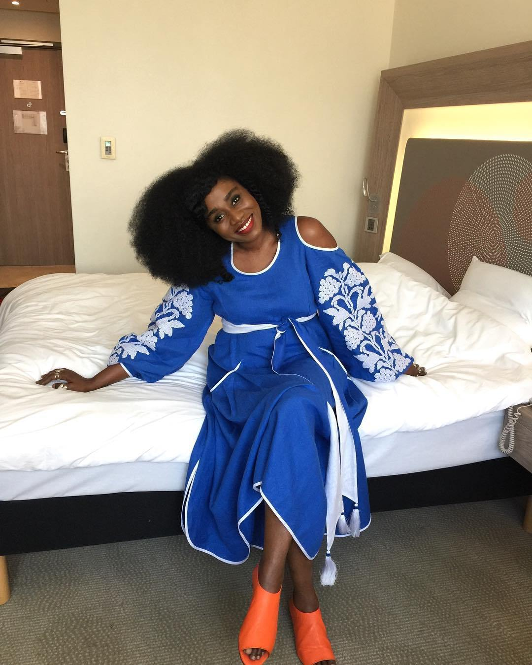 TY Bello Birthday Photos
