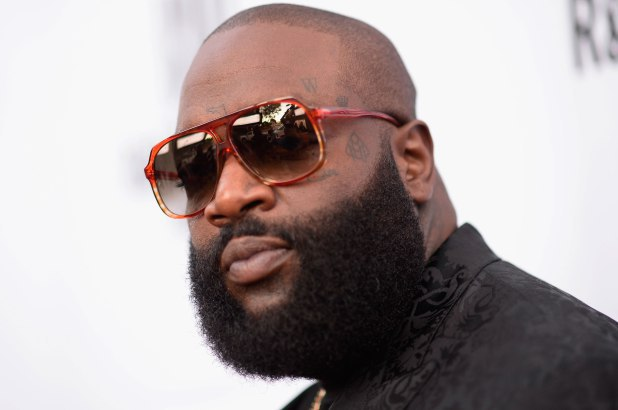 Rick Ross Hospitalized, after suffering Heart attack, machine keeping him alive