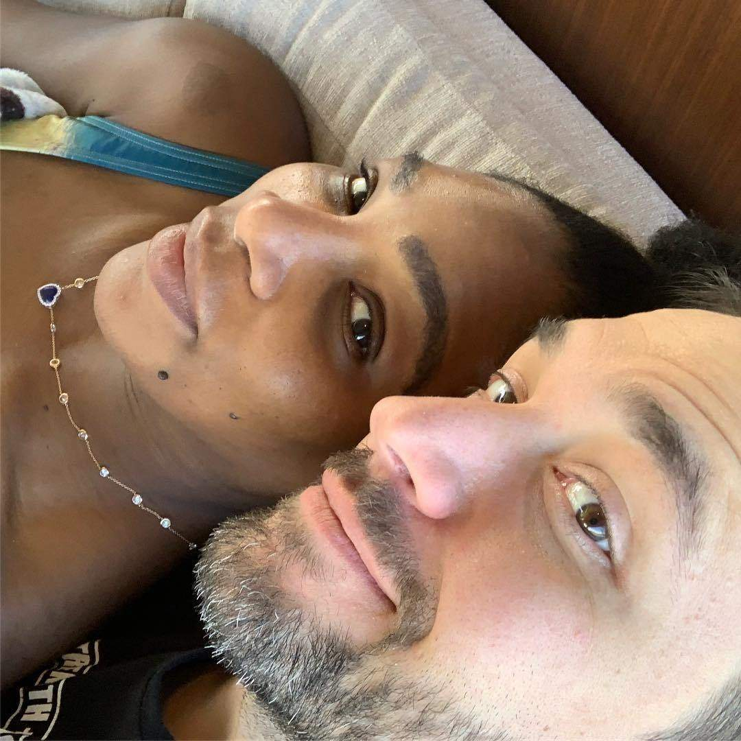 Serena Williams and Alexis Ohanian celebrate 1st wedding anniversary