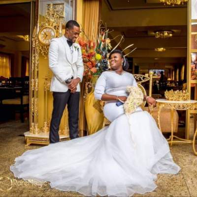 """""""We started on Twitter and we are married today"""" - Newlyweds share unique love story"""