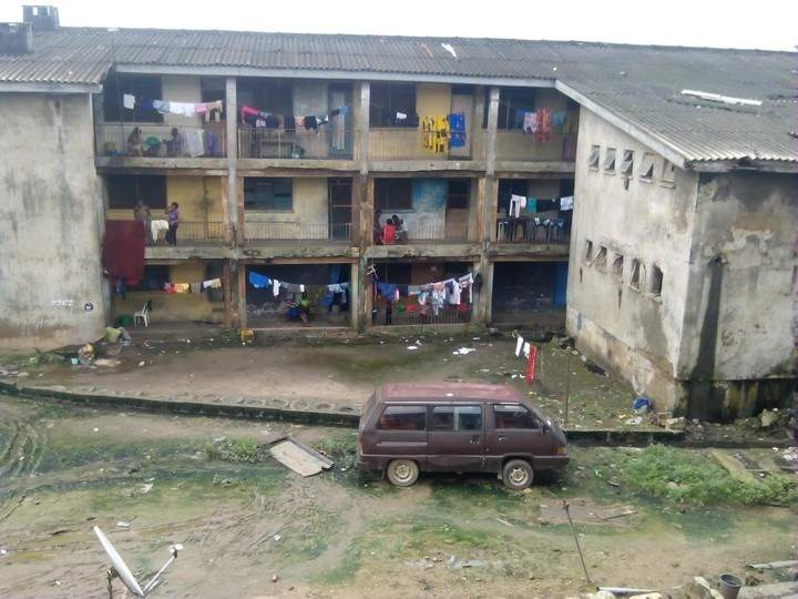 Police barracks, Ikeja