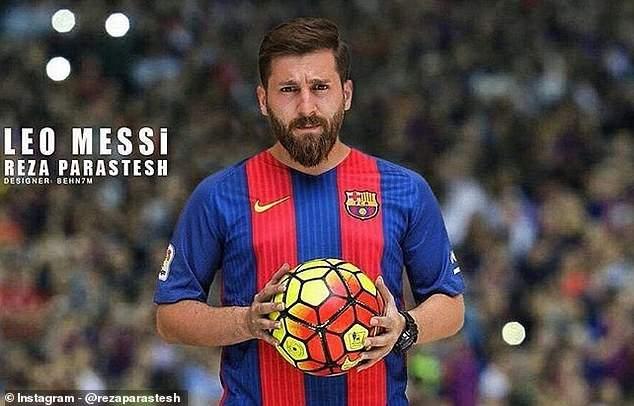 Iran Messi 01