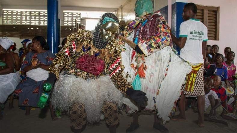 Benin Voodoo Afcon