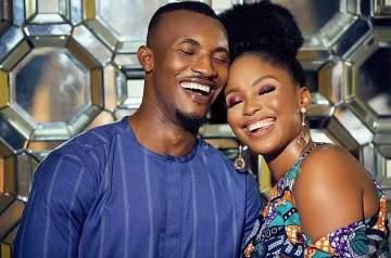 Actor Gideon Okeke and wife welcome son