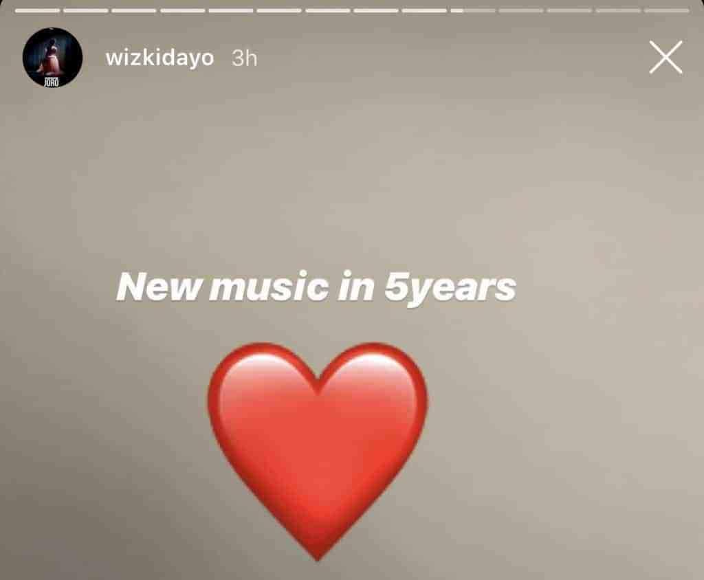 Wizkid New Music6
