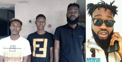 EFCC arrests Ugly Rex, two other Yahoo Boys