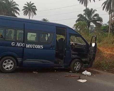 Gunmen Attack Bus