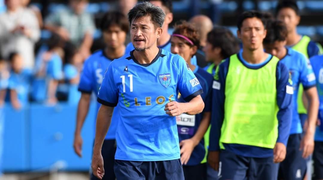 Kazuyoshi Miura 1