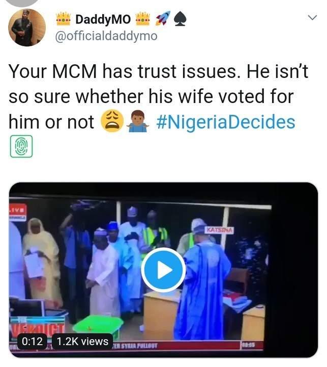 Buhari Election Voted 02