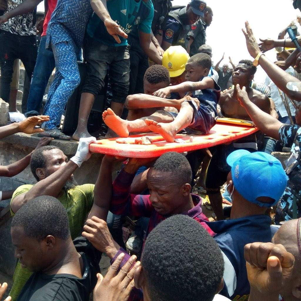 Collapsed In Lagos6