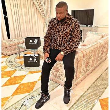 'I will never have sex, it is ghetto' - Hushpuppi declares