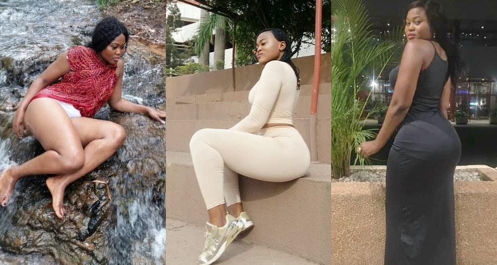 My Boyfriend Loves It The Way I Flaunt My Bum On Instagram Actress Pat Ugwu