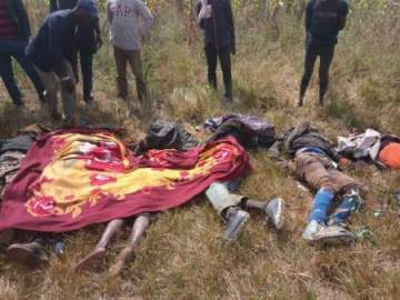 Photos: 27 People Butchered By Hausa Fulani Herdsmen In Jos, Plateau State