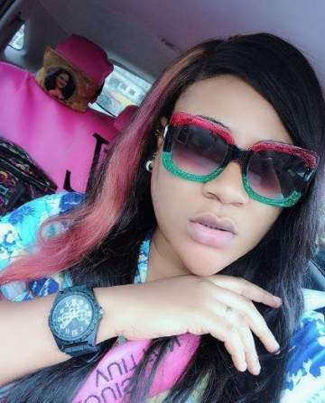 I have a big butttocks and I'm not embarrassed about it - Nkechi Blessing
