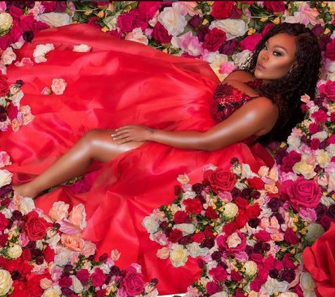Curvy Actress Daniella Okeke Celebrates Her 31st Birthday 1