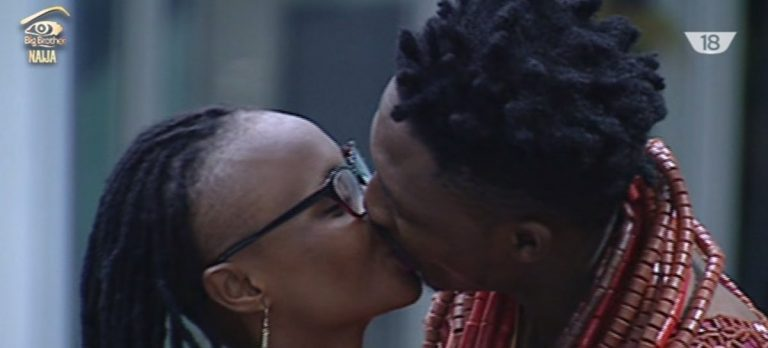 Efe And Marvis Kiss TheInfoNg