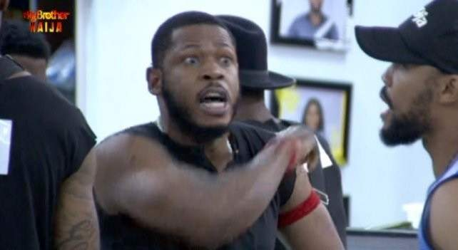 #BBNaija 2019: 'Wetin concern us with your lineage' - Frodd attacks Seyi Awolowo for bragging about his family