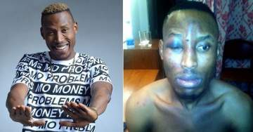 Singer Mr 2kay robbed, beaten in his Hotel room during 2face's show at Eko Hotel