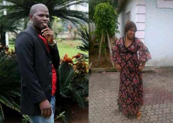 Lukman Olayinka and Nse Promise Nnena.