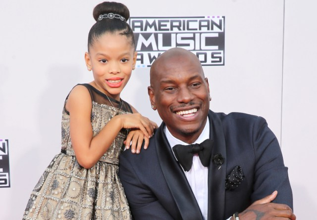 Actor, Tyrese Gibson Cries As Court Grants Him Shared Custody Of His Daughter, Shayla.