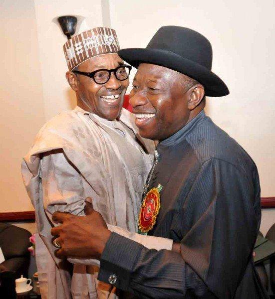 Buhari Prays For Former President Goodluck Jonathan On 60th Birthday