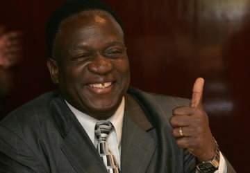 Emmerson Mnangagwa To Be Sworn In As Zimbabwean President