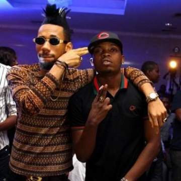 """I'm in no competition with Phyno"" - Olamide Baddo Reacts To Phyno's Sold Out Concert"