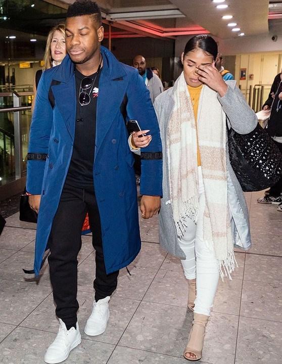John Boyega And New Girlfriend?resize=558%2C720
