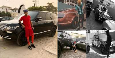 Photos of Tekno's Impressive Car Garage