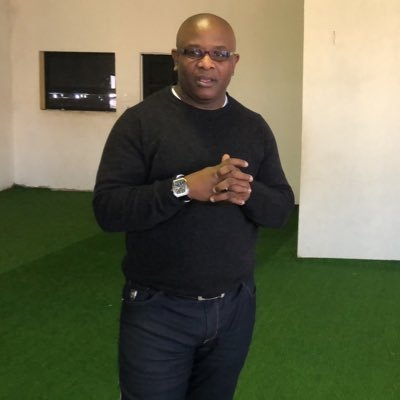 Former Super Eagles goalkeeper, Peterside Idah, welcomes a child after 10 years of marriage