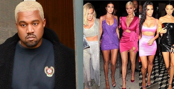 Kanye Kardashians