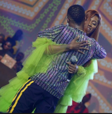 Tiwa Savage finally opens up on her relationship with Wizkid