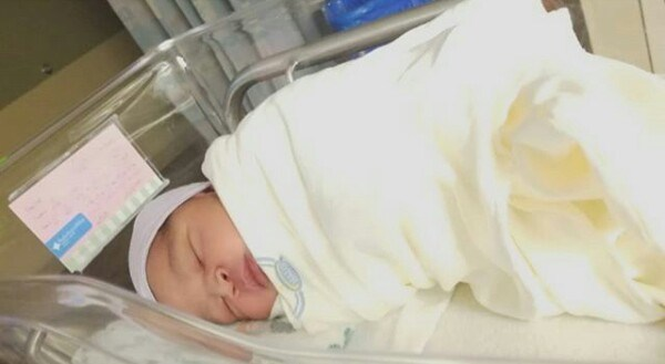 Physically-challenged Nigerian blogger, Lizzy Omoraghon welcomes her first child