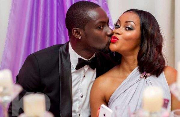 Chris Attoh Damilola Adegbite Wedding 1