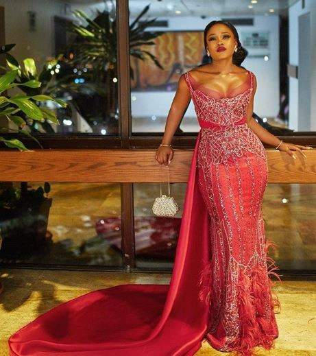 Ceec, Omotola..... 10 of the Best Dressed Female Celebrities at the #AMVCA2018