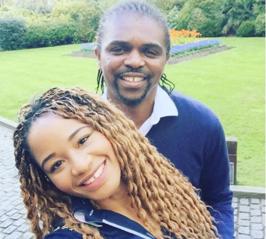 Kanu And Wife?resize=530%2C476