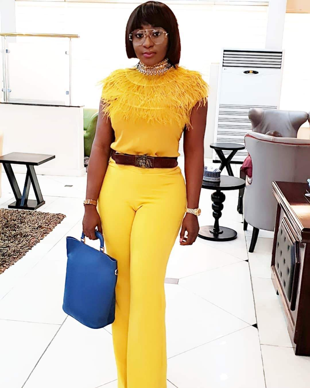 Men go into relationship for money - Actress Ini Edo