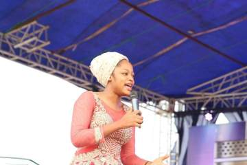 More details about Prophetess Naomi, as she begins her duty as the new Queen of Ife (photos)